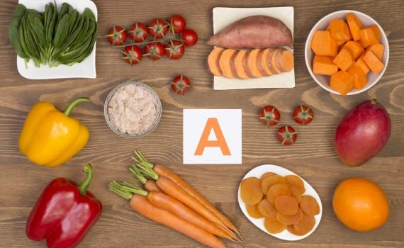 Vitamine A et la Vue